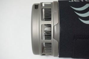 Heat exchanger detail